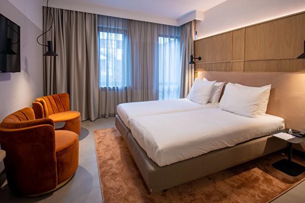 notiz hotel-comfort room twin